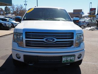 2012 Ford F-150 Platinum Englewood, CO 1