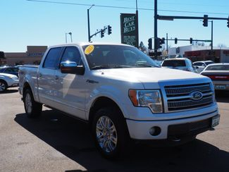 2012 Ford F-150 Platinum Englewood, CO 2