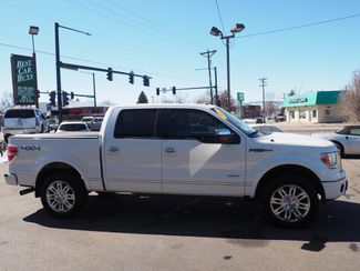 2012 Ford F-150 Platinum Englewood, CO 3