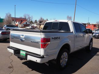 2012 Ford F-150 Platinum Englewood, CO 5