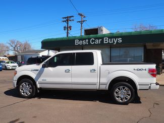 2012 Ford F-150 Platinum Englewood, CO 8