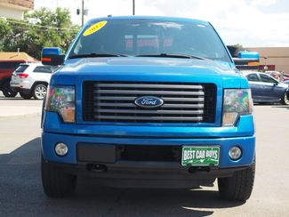 2012 Ford F-150 FX4 Englewood, CO 1