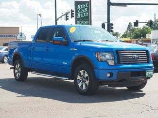2012 Ford F-150 FX4 Englewood, CO 2