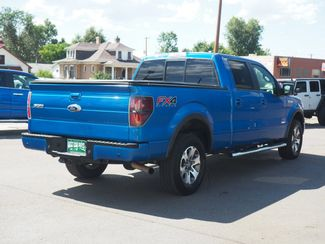 2012 Ford F-150 FX4 Englewood, CO 4