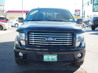 2012 Ford F-150 Harley-Davidson Englewood, CO 1