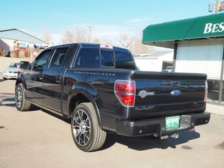 2012 Ford F-150 Harley-Davidson Englewood, CO 7
