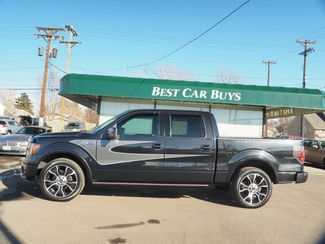 2012 Ford F-150 Harley-Davidson Englewood, CO 8