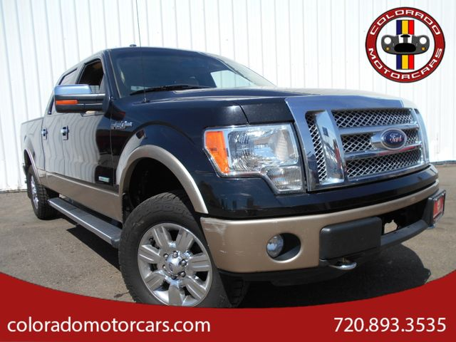 2012 Ford F-150 Lariat in Englewood, CO 80110