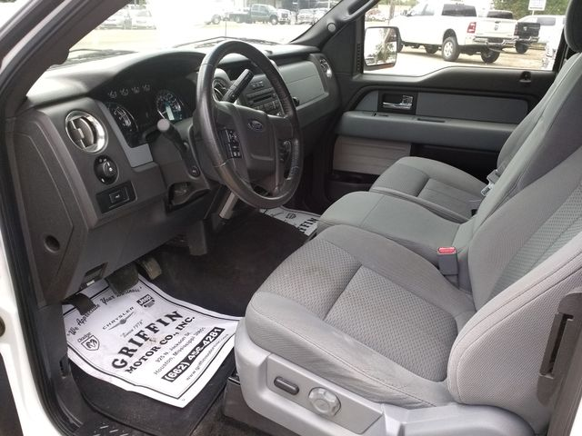 2012 Ford F-150 Ext Cab 4x4 XLT Houston, Mississippi 9
