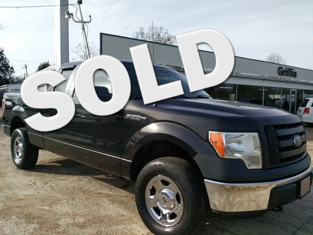 2012 Ford F-150 ext cab 4x4 XL Houston, Mississippi