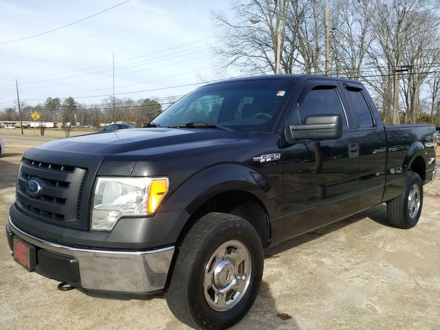 2012 Ford F-150 ext cab 4x4 XL Houston, Mississippi 1