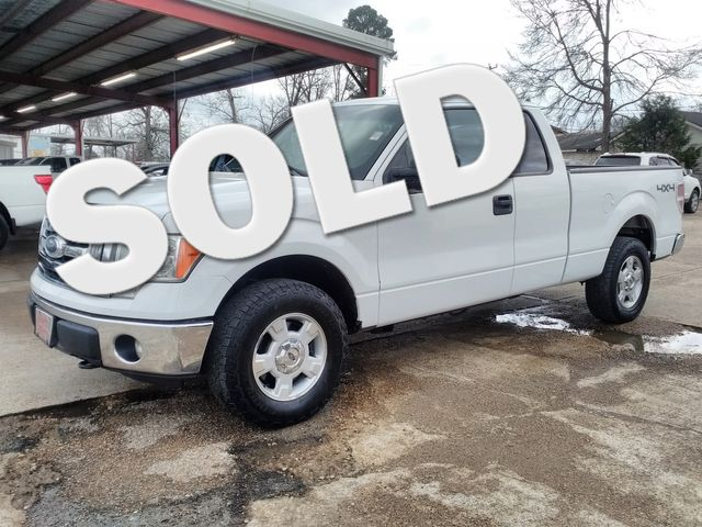 2012 Ford F-150 Ext Cab 4x4 XLT Houston, Mississippi