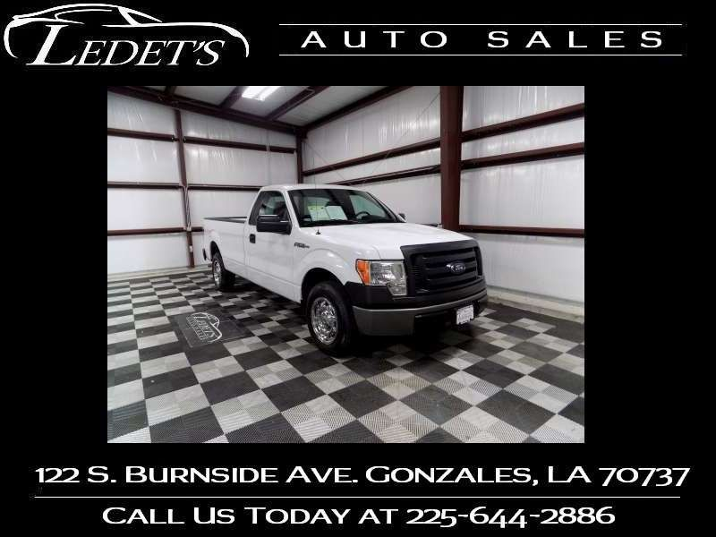 2012 Ford F-150 XL - Ledet's Auto Sales Gonzales_state_zip in Gonzales Louisiana