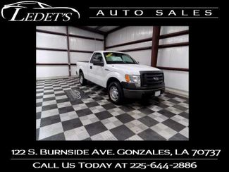 2012 Ford F-150 XL - Ledet's Auto Sales Gonzales_state_zip in Gonzales