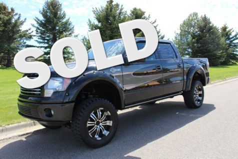 2012 Ford F150 4WD Supercrew Harley Davidson in Great Falls, MT