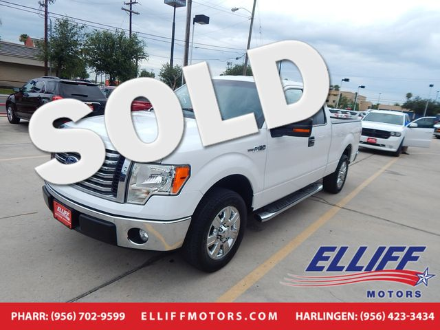 2012 Ford F-150 XLT Extended Cab STX