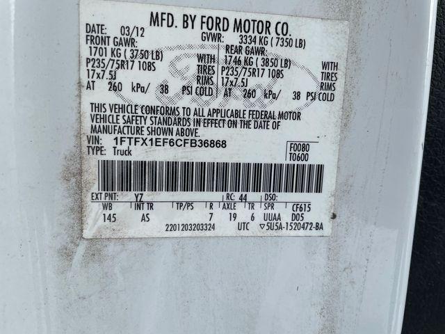 2012 Ford F-150 XL Hoosick Falls, New York 6