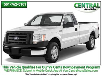2012 Ford F-150  | Hot Springs, AR | Central Auto Sales in Hot Springs AR