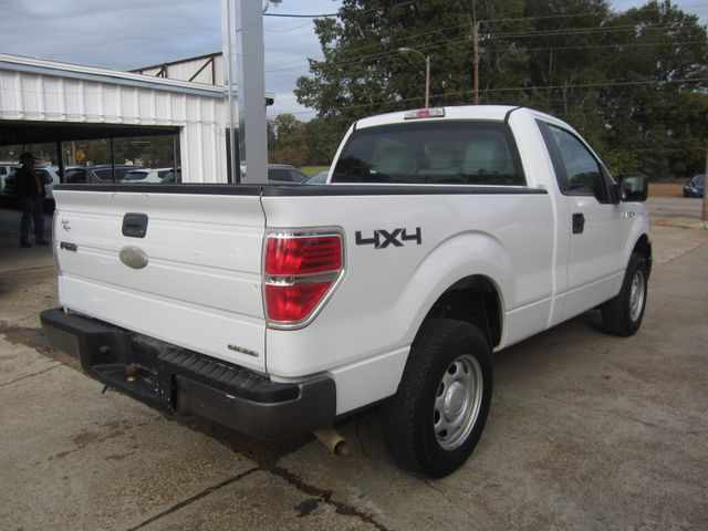 2012 Ford F-150 XL Houston, Mississippi 4