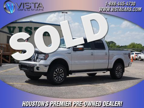 2012 Ford F-150 Lariat in Houston, Texas