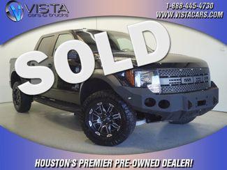 2012 Ford F-150 SVT Raptor  city Texas  Vista Cars and Trucks  in Houston, Texas