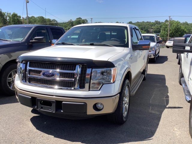 2012 Ford F-150 KING  - John Gibson Auto Sales Hot Springs in Hot Springs Arkansas