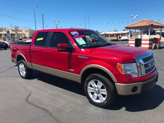 2012 Ford F-150 Lariat in Kingman Arizona, 86401