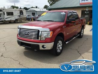 2012 Ford F-150 XLT 4WD in Lapeer, MI 48446