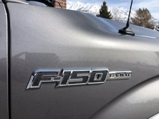 2012 Ford F-150 Lariat LINDON, UT 15