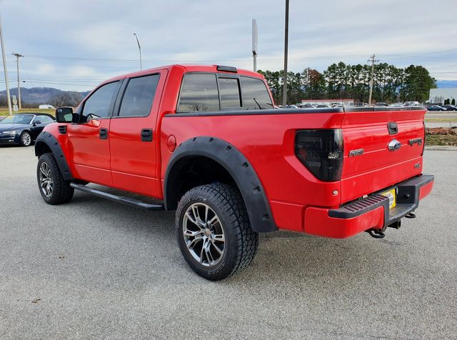 2012 Ford F-150 SVT Raptor 6.2L 4WD in Louisville, TN 37777