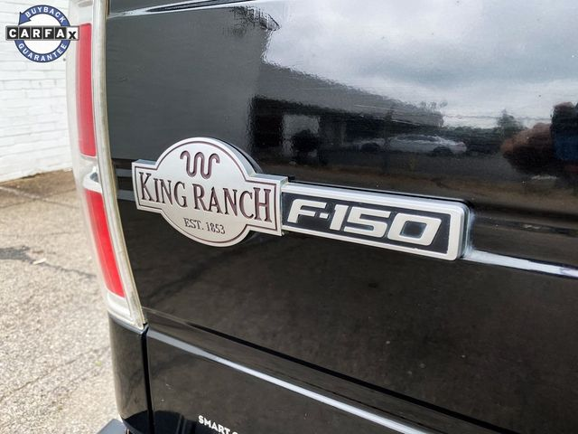 2012 Ford F-150 King Ranch Madison, NC 12