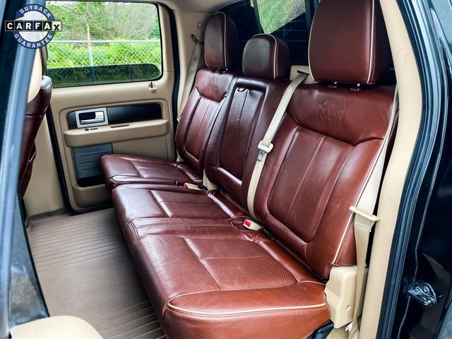 2012 Ford F-150 King Ranch Madison, NC 21