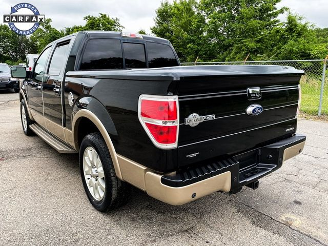 2012 Ford F-150 King Ranch Madison, NC 3