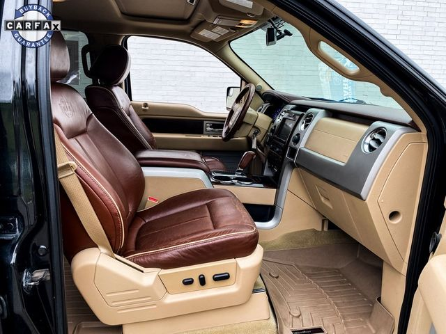 2012 Ford F-150 King Ranch Madison, NC 41