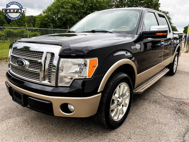 2012 Ford F-150 King Ranch Madison, NC 5