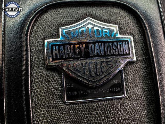 2012 Ford F-150 Harley-Davidson Madison, NC 44