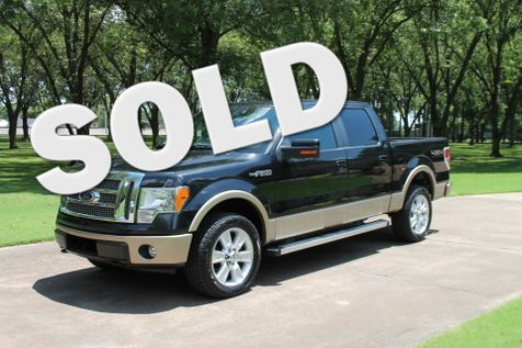 2012 Ford F-150 Lariat Supercrew 4WD in Marion, Arkansas