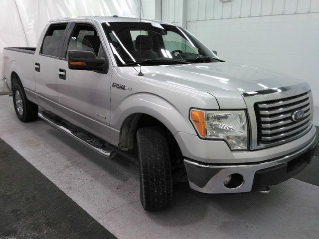 2012 Ford F-150 4WD XLT SuperCrew