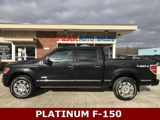 2012 Ford F-150 Platinum in Medina, OHIO 44256