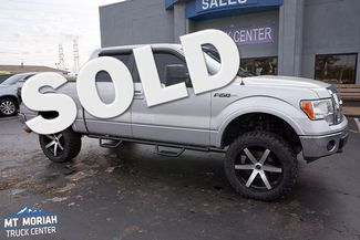 2012 Ford F-150 Lariat | Memphis, TN | Mt Moriah Truck Center in Memphis TN