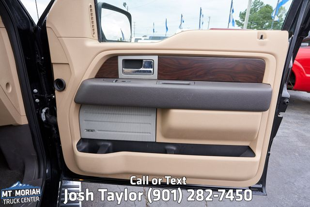 2012 Ford F-150 Lariat in Memphis, Tennessee 38115