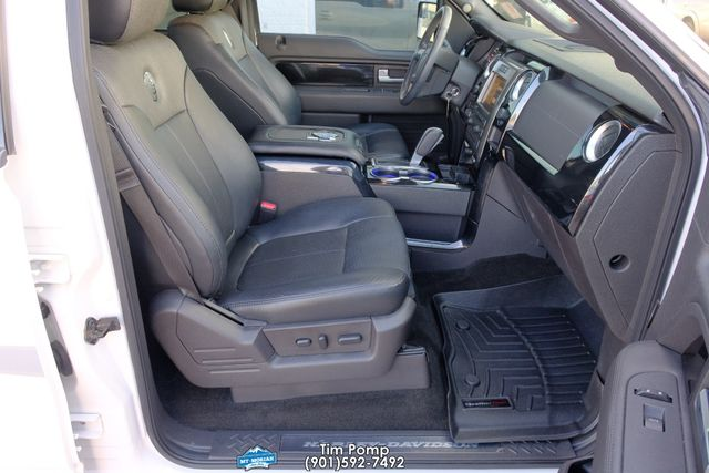 2012 Ford F-150 Harley-Davidson in Memphis, Tennessee 38115
