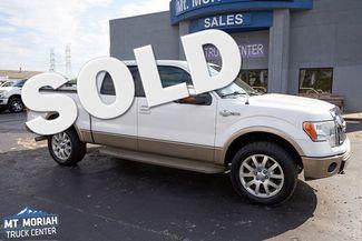 2012 Ford F-150 King Ranch   Memphis, TN   Mt Moriah Truck Center in Memphis TN