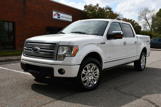 2012 Ford F-150 Platinum in Memphis, Tennessee 38128