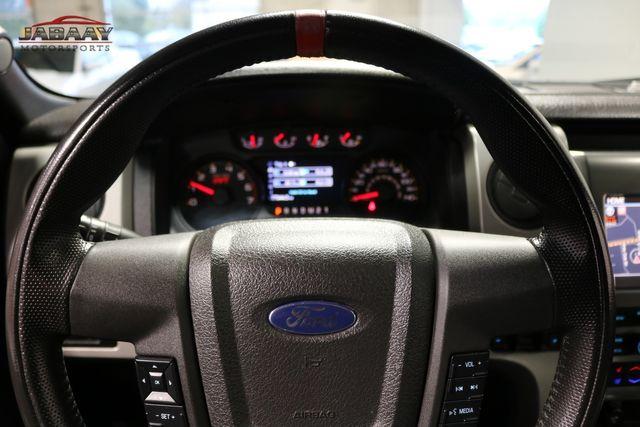 2012 Ford F-150 SVT Raptor Merrillville, Indiana 16