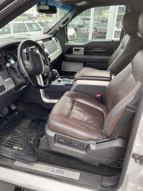 2012 Ford F-150 Platinum in Missoula, MT 59801
