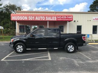 2012 Ford F-150 in Myrtle Beach South Carolina