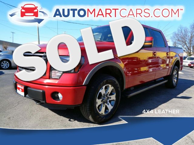 2012 Ford F-150 FX4   Nashville, Tennessee   Auto Mart Used Cars Inc. in Nashville Tennessee