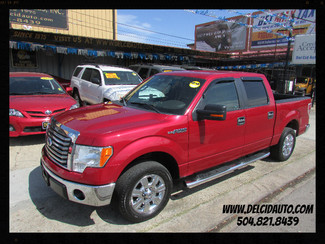 2012 Ford F-150 SuperCrew XLT, Low Miles! Financing Available! in New Orleans Louisiana, 70119