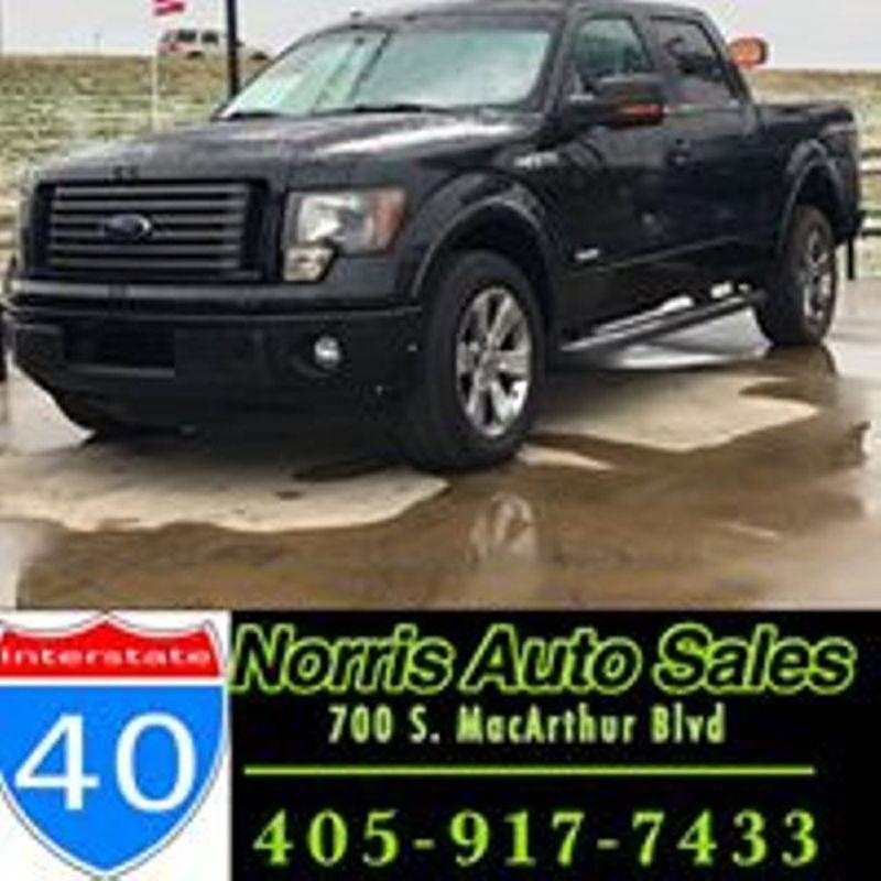 2012 Ford F-150 XLT    Oklahoma City, OK   Norris Auto Sales (I-40) in Oklahoma City OK